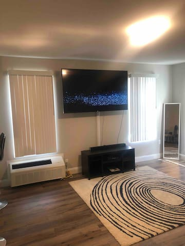 One bedroom Luxury Apartment in Orange Nj