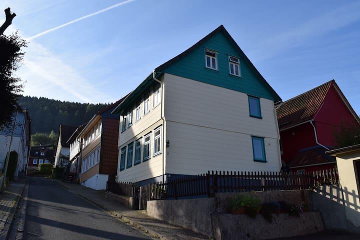 Haus am Bielstein - vakantiewoning voor 2