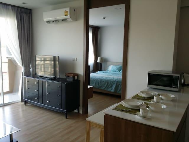 Luxury Condominium with private facilities - Laem Chabang - อพาร์ทเมนท์