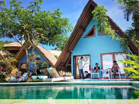 Blue Monkey Deluxe King Villa