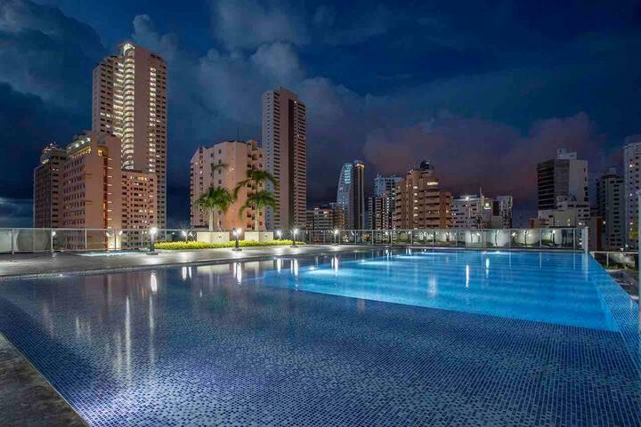 Luxury 3 Bed Apartment - Bocagrande