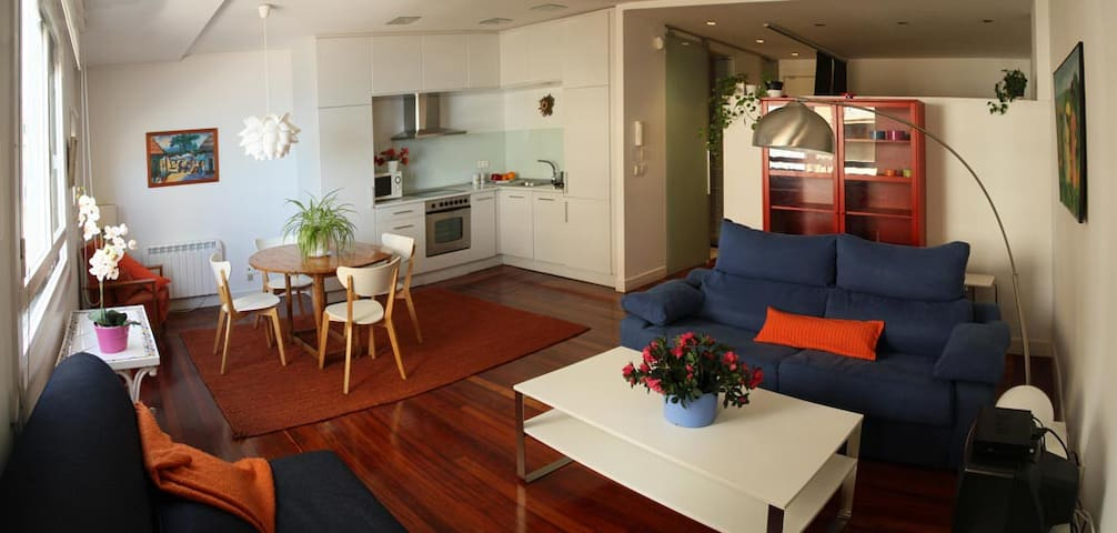 APARTMENT IN SEASIDE SAN SEBASTIAN - San Sebastián - Wohnung