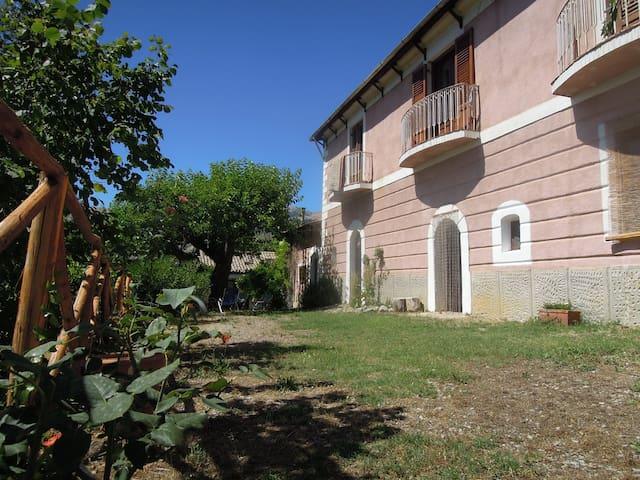 Agriturismo Cuca oasi nelle madonie - Polizzi Generosa - Villa