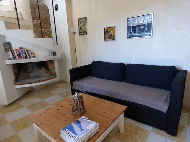Nice town house with terrace and view - Claviers - Casa adossada