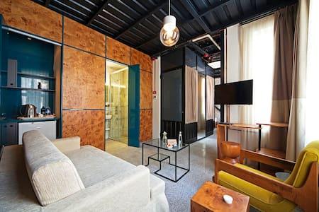 Apartment 1 - Istanbul