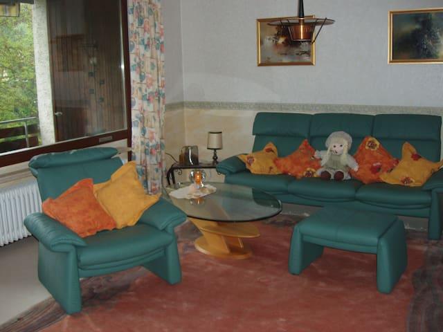Ferienwohnung für 2 Personen - Bad Berneck - Appartement