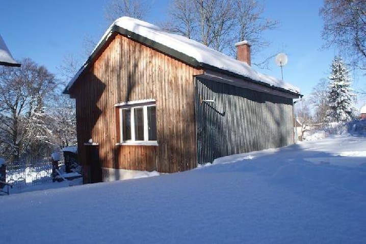 Apartmán Tina v Krušných horách - Vejprty - Hus