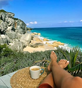 SHOREBREAK COTTAGE - Eleuthera Island Shores - 别墅