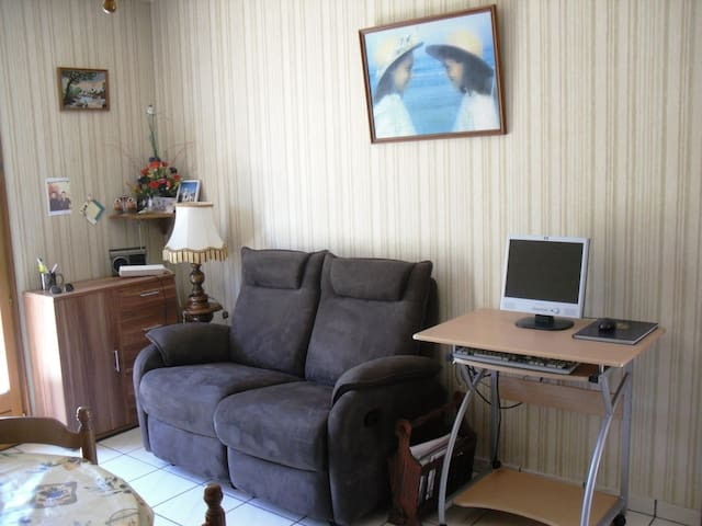 Fully equipped studio in the Cantal - Roffiac - Appartement