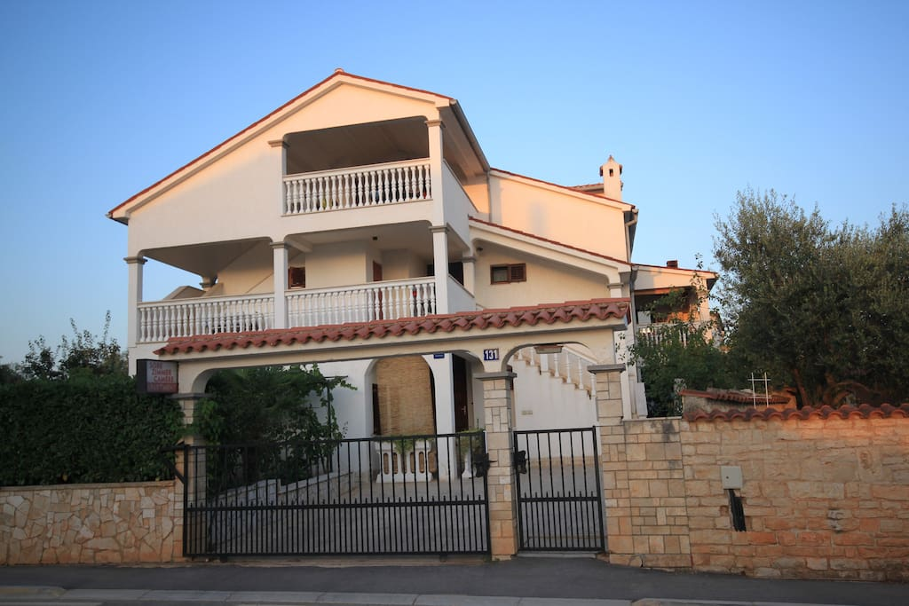 House from the street