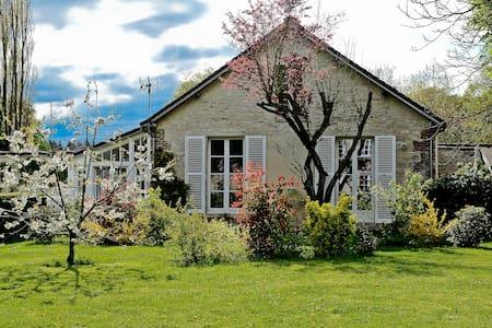 Le Fruitier, Campagne et Charme proche de Paris - Ognon - Huis