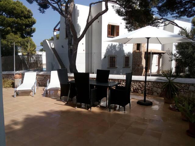 Apart. mit 2 Terrassen - Santanyí - Apartment