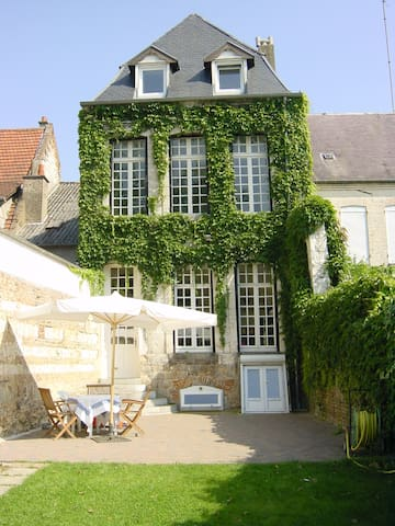 Pierre blanche - Auxi-le-Château