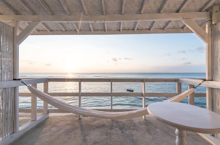 Chambre charmante sur la plage de Bingin à Bali