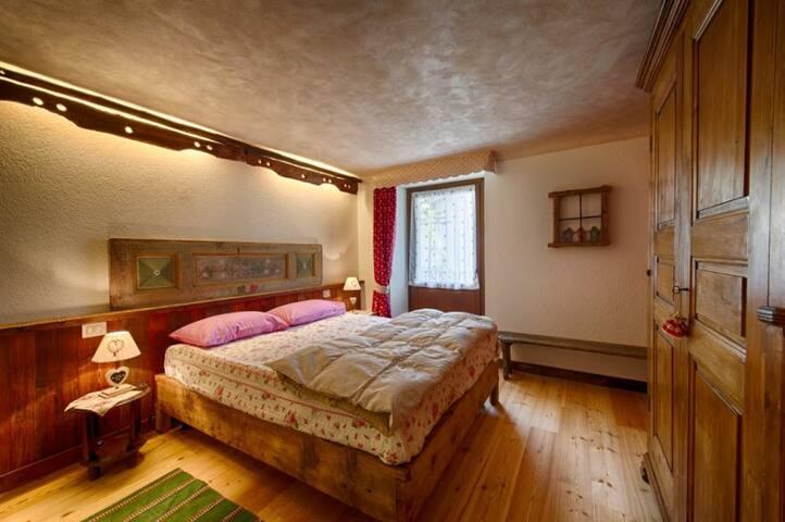 Le Bibelot Apartment Aosta Valley - Nus - Apartment
