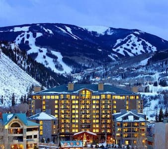 Beaver Creek CO, Studio Suite, Ski-in/Ski-out! - Avon