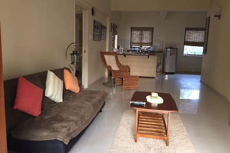 Beautiful 1 Bhk Apartment in North Goa, Siolim - Mapusa - Apartmen