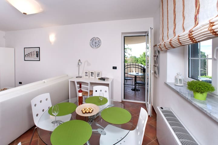 Perfect base for discovering Istria - Bertoši - Appartement