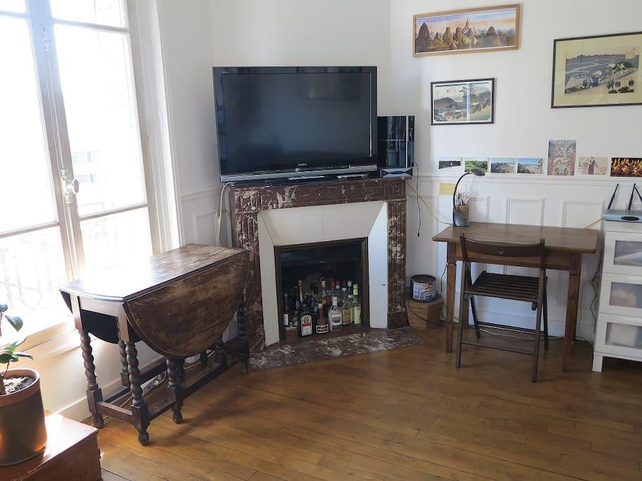 Salon/Living Room/Wohnzimmer
