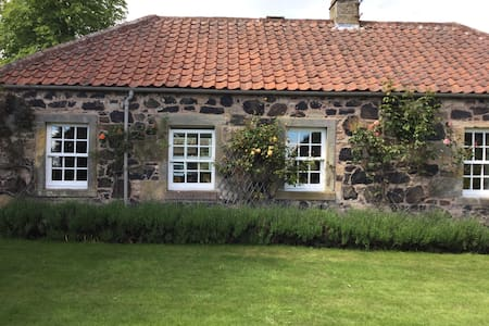 Country Cottage with En-Suite - Kilconquhar - Hus