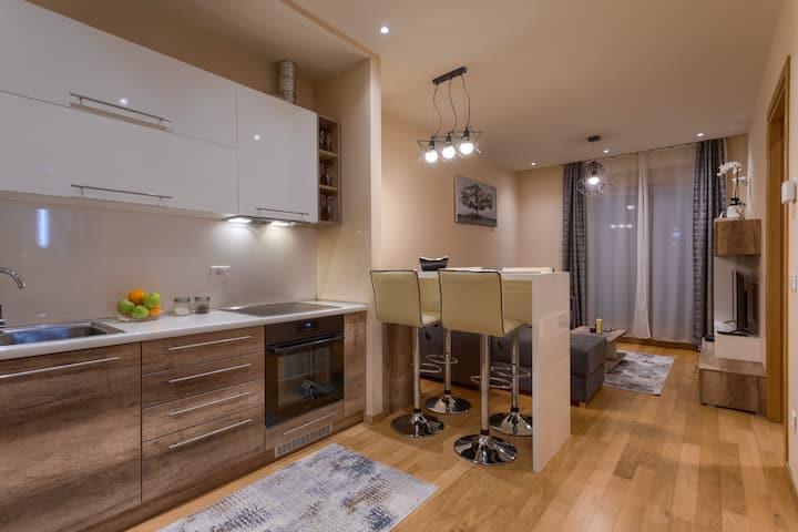 Centar Zlatibora! Kalman SPA&GYM Apartment K2