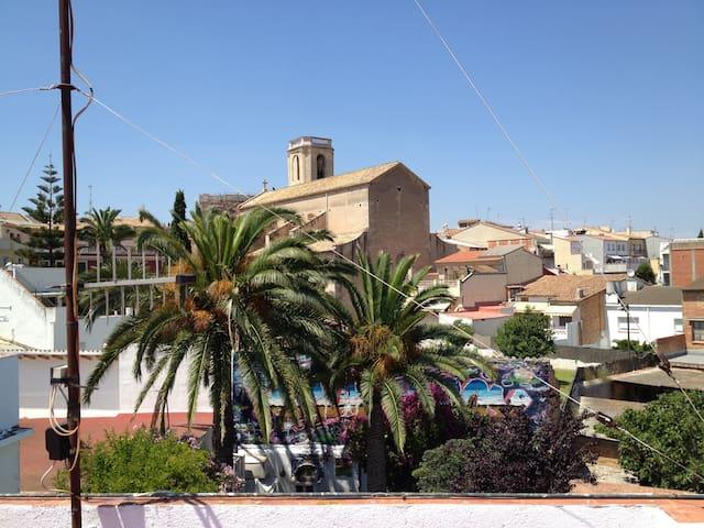 Barcelona Calafell Tarragona lovely - Calafell - Loteng