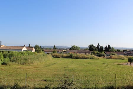 Charming Village -view Pyrénées - Souilhe - Rumah