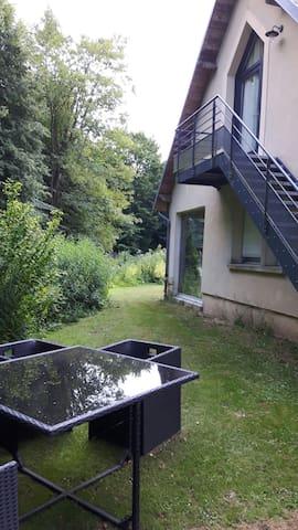 Appartement d'hôtes Orchidées en suite familiale