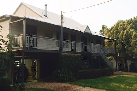Historic Hunter Valley Morpeth area farmhouse - Ev