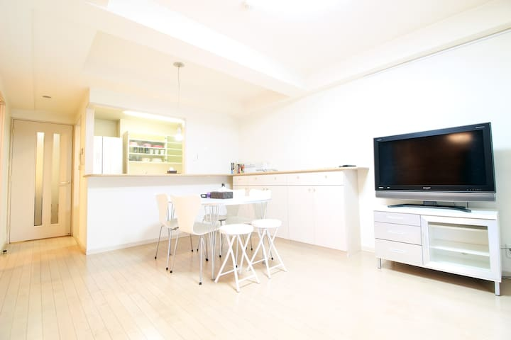 ★7min to Hachioji by walk★Mt.Takao ★Free Wifi - Hachiōji-shi - Apartment