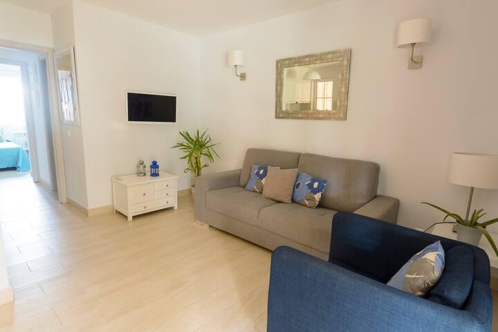 Merengue White Apartment, Vilamoura - Quarteira - Leilighet