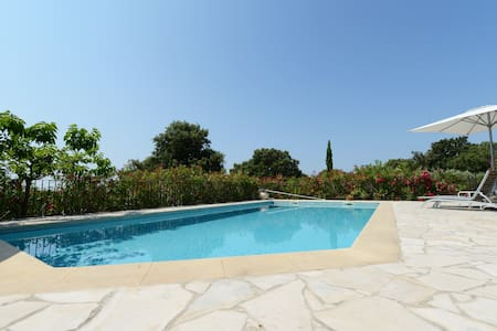 lovely apartment near Pont du Gard - Castillon-du-Gard - 아파트