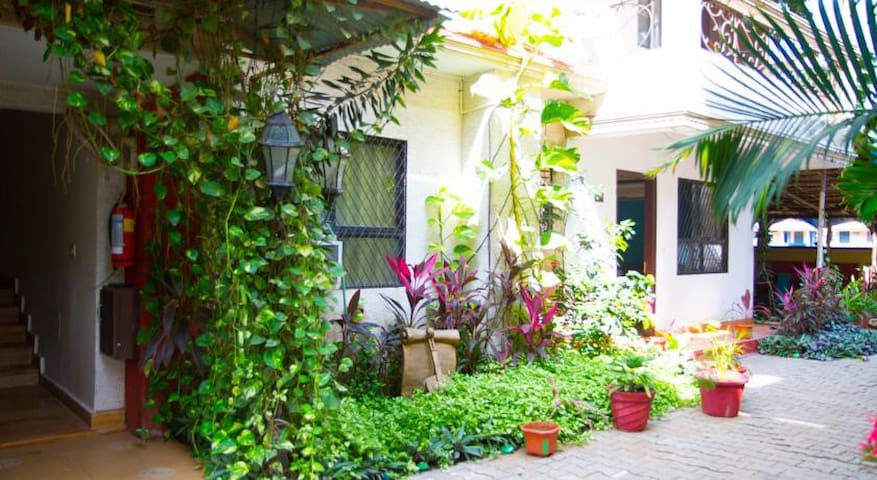A perfect Holiday Home to chillout! - Calangute - Appartement