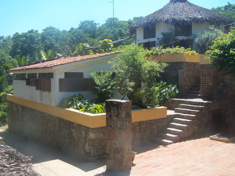 Posada mazuntinas boutique hotels for rent in mazunte for Boutique hotel oaxaca