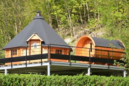 NEUF, KOTA côte, hébergement insolite et sauna