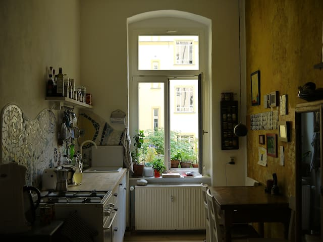 Nice room, in Prenzlauer Berg