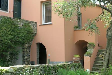 app.to in casa colonica tra ulivi - Zoagli - Wohnung