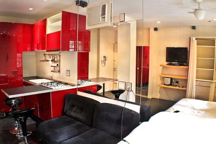 MODERN LOFT IN BEST SPOT OF IPANEMA - Rio de Janeiro - Apartment