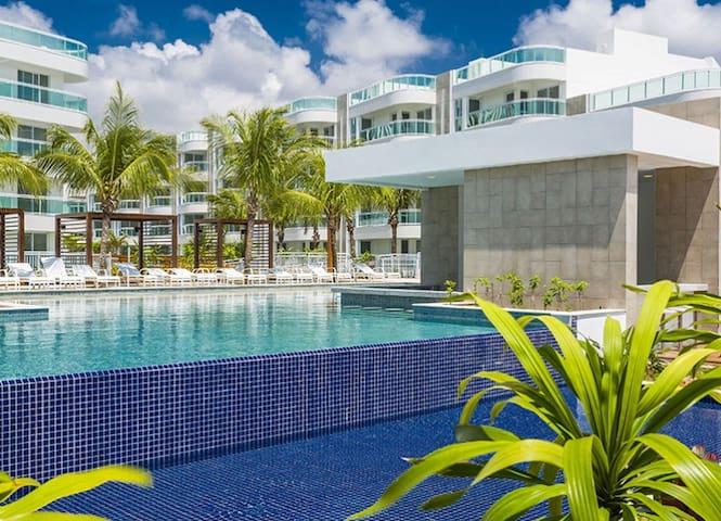 Apartamento Resort In Mare Bali - Lazer e conforto