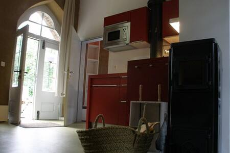 Wohnen im historischen Wasserturm - Lejlighed