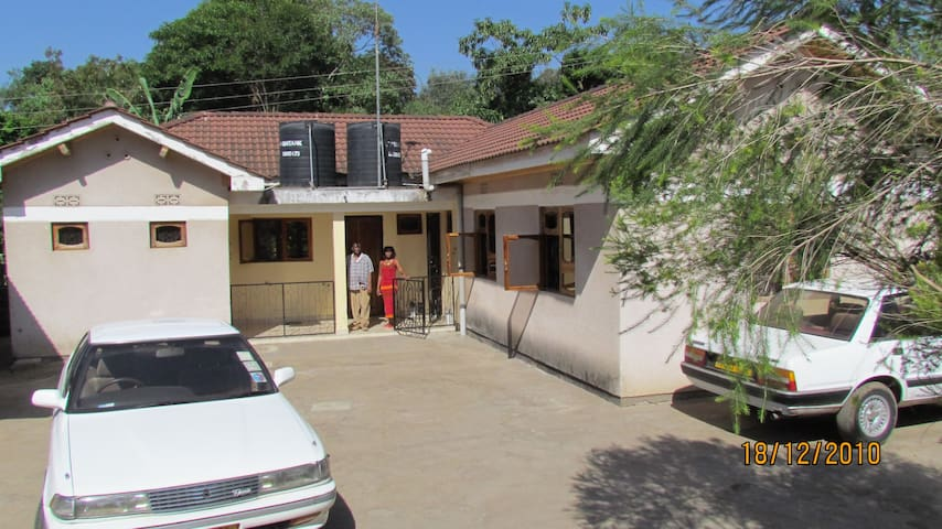 Private self contained inlaw suite in Arusha - Arusha - Huis