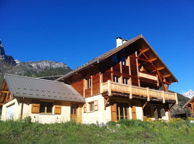 Beautifu Alpine chalet in the southern French Alps - Vallouise - Chalet