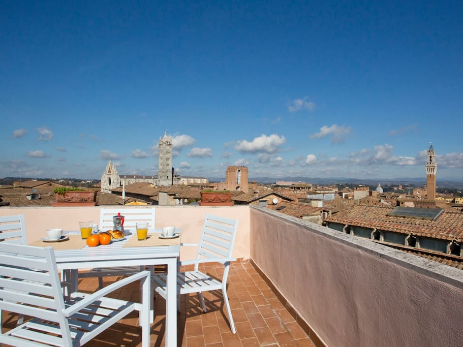 Interno 5 the highest terrace apartments for rent in for The terrace apartments