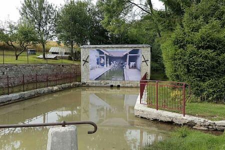 joli village au coeur des ardennes - Barbaise, Alsace-Champagne-Ardenne-Lorraine, FR