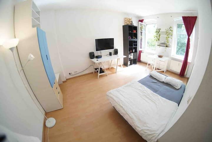 Ruhige Wohnung in Pankow 20mn weit weg vom Zentrum