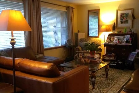 Private room on Mercer Island   - Mercer Island