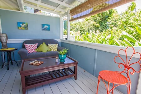 Little Studio by the Sea - Haleiwa - Casa