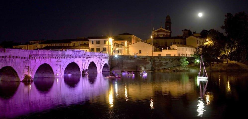 Loft Roman Town Rimini Adriatic - Rimini - Loft