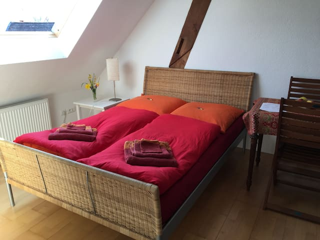 Cozy Studio near Basel EuroAirport - Bartenheim - Apartment