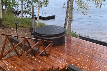 Kaarteenranta - Air-conditioned, Saimaa, 109 sqm